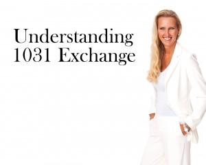 Understanding 1031 exchange