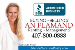 Orlando Vacation Realty earns BBB accreditation