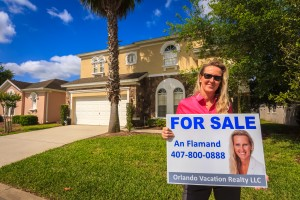 An Flamand, Orlando Vacation Realty