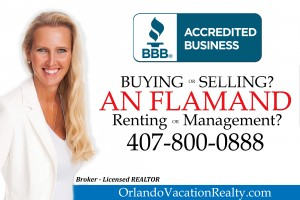 An Flamand, Broker Orlando Vacation Realty