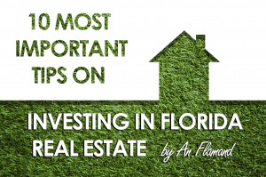 Important tips for investing in Florida real estate