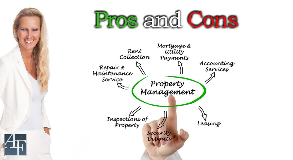pros and cons of a professional management company